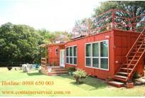 Container Nhà Vườn