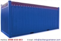 Container Open Top 20 Feet